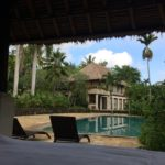 pool view of Bali Purnati