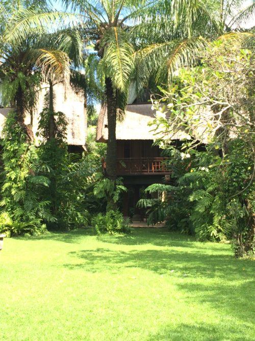 lumbung at Yayasan Bali Purnati